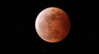 BMKG: Super Blood Moon; Besok Gerhana Bulan Total 26 Mei 2021